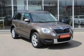 Škoda Yeti 2011 г. (коричневый)