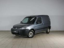 Peugeot Partner 2010 г. (серый)