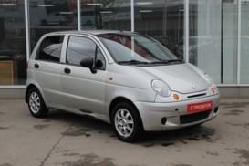 Daewoo Matiz 2008 г. (серебряный)