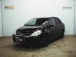 Nissan Tiida 2007 г. (черный)