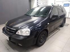 Chevrolet Lacetti 2009 г. (черный)