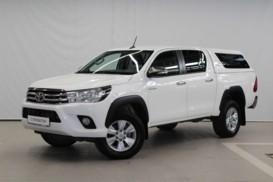 Toyota Hilux 2017 г. (белый)