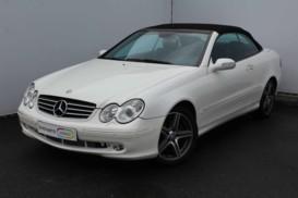 Mercedes-Benz CLK 2003 г. (белый)