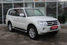 Mitsubishi Pajero 2014 г. (белый)
