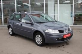 Renault Megane 2007 г. (серый)