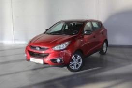 Hyundai ix35 2010 г. (красный)