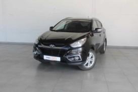 Hyundai ix35 2012 г. (черный)
