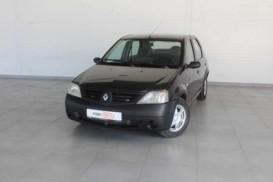 Renault Logan 2008 г. (коричневый)
