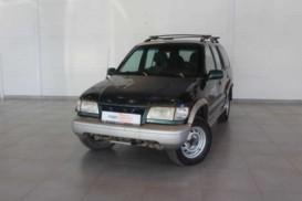 Kia Sportage 2001 г. (зеленый)