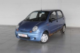 Daewoo Matiz 2006 г. (синий)