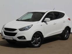 Hyundai ix35 2013 г. (белый)