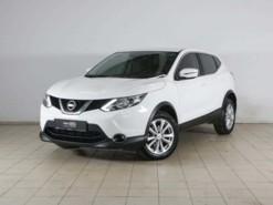 Nissan Qashqai 2017 г. (белый)