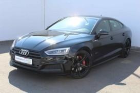 Audi S5 2017 г. (черный)