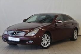 Mercedes-Benz CLS 2005 г. (красный)