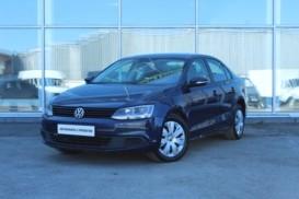 Volkswagen Jetta 2012 г. (синий)