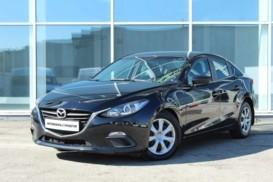 Mazda 3 2016 г. (черный)