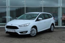 Ford Focus 2015 г. (белый)
