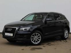 Audi Q5 2010 г. (синий)