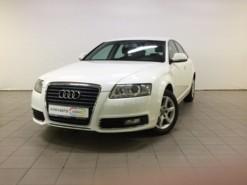 Audi A6 2011 г. (белый)