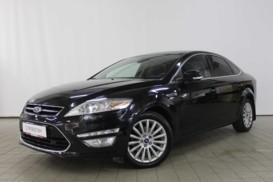 Ford Mondeo 2012 г. (черный)