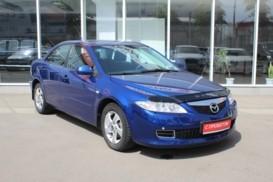 Mazda 6 2007 г. (синий)