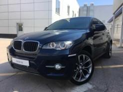 BMW X6 2011 г. (синий)