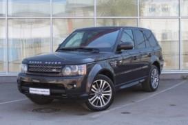 Land Rover Range Rover Sport 2012 г. (коричневый)