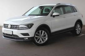 Volkswagen Tiguan 2018 г. (белый)