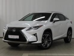 Lexus RX 2015 г. (белый)