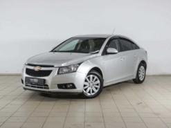 Chevrolet Cruze 2011 г. (серебряный)