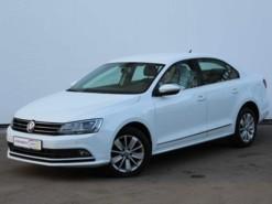 Volkswagen Jetta 2016 г. (белый)