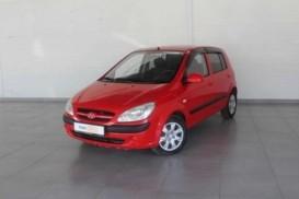 Hyundai Getz 2008 г. (красный)