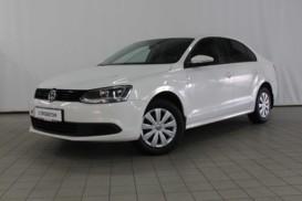 Volkswagen Jetta 2014 г. (белый)