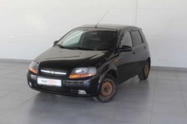 Chevrolet Aveo 2005 г. (черный)