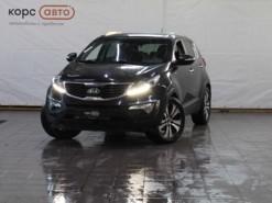 Kia Sportage 2013 г. (черный)