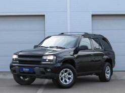 Chevrolet Trailblazer 2009 г. (черный)