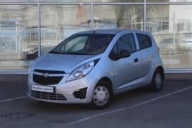 Chevrolet Spark 2013 г. (серый)