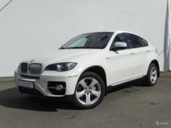 BMW X6 2009 г. (белый)