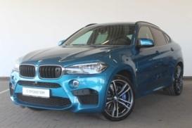 BMW X6 M 2016 г. (синий)
