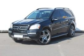 Mercedes-Benz GL 2007 г. (черный)