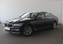 BMW 7er 2018 г. (черный)