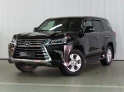Lexus LX 2015 г. (черный)