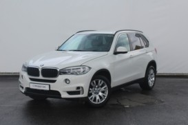 BMW X5 2015 г. (белый)