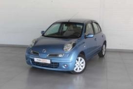 Nissan Micra 2008 г. (синий)