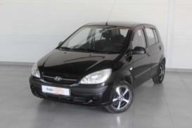 Hyundai Getz 2010 г. (черный)