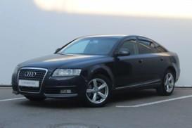 Audi A6 2010 г. (серый)