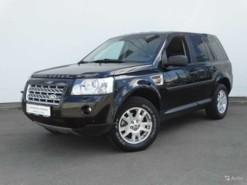 Land Rover Freelander 2007 г. (черный)