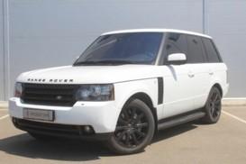 Land Rover Range Rover 2011 г. (белый)
