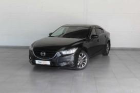Mazda 6 2014 г. (черный)