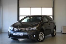 Toyota Corolla 2013 г. (серый)